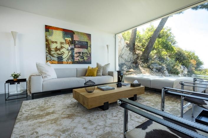 Villa Les Terrasses - Living
